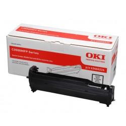 OKI 43460224 - Oryginalny czarny cylinder