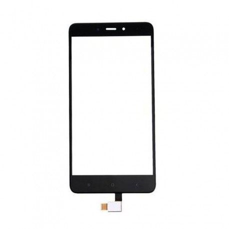 XIAOMI Redmi Note 4 - Black touch pad, touch glass, touch pad