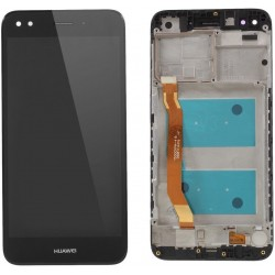 Huawei P9 lite Mini SLA-L02 SLA-L22 SLA-L03 - Black touch pad + LCD display with frame