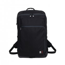 "Crumpler BackLoad Backpack 17 ""- BLBP-001 - black backpack"