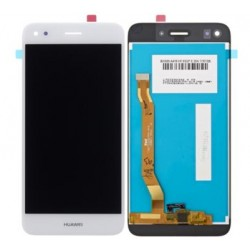 Huawei P9 lite Mini SLA-L02 SLA-L22 SLA-L03 - Bílá dotyková vrstva + LCD displej