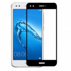 Ochranné tvrzené krycí sklo pro Huawei P9 Lite Mini SLA-L22 SLA-L02 - černé