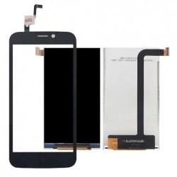 iGET Blackview A5 - černý LCD displej + dotyková vrstva, dotykové sklo, dotyková deska