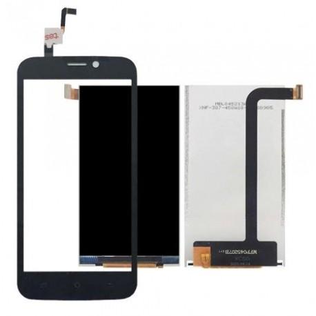 iget Blackview A5 - čierny LCD displej + dotyková vrstva, dotykové sklo, dotyková doska