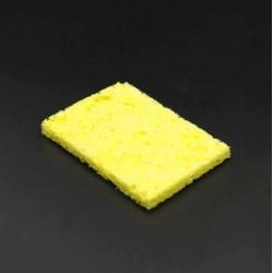 Reading soldering sponge