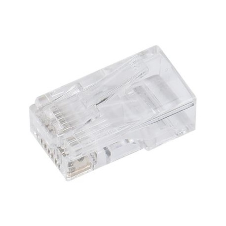 Connector RJ45 - CAT5 CAT5E 8P8C