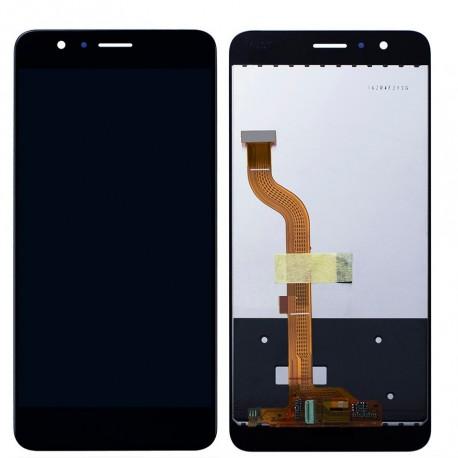 Huawei Honor 8 FRD-L09 - čierny LCD displej + dotyková vrstva, dotykové sklo, dotyková doska