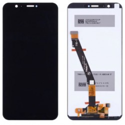 Huawei P Smart 7S FIG-LX1 ORB-LX3 OBR-LX1 - Black touch layer + LCD display