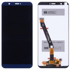 Huawei P Smart 7S FIG-LX1 ORB-LX3 OBR-LX1 - Blue touch layer + LCD display