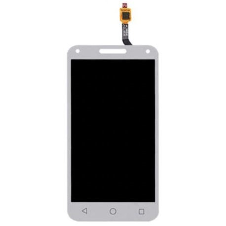 Alcatel One Touch U5 3G 4047 4047D 4047G OT4047 OT4047G OT4047D - White LCD + Touch Screen, Touch Glass, Touch Pad