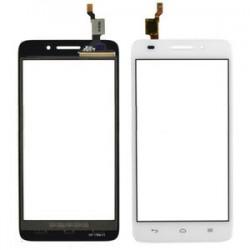 Huawei G620S G621 8817E 8817S - Bílá dotyková vrstva, dotykové sklo, dotyková deska + flex