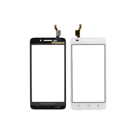 Huawei G620S G621 8817E 8817S - White touch pad, touch glass, touch pad + flex