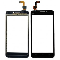 Huawei G620 G620-UL01 - Black touch layer, touch glass, touch plate + flex