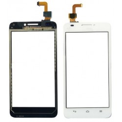 Huawei G620 G620-UL01 - Bílá dotyková vrstva, dotykové sklo, dotyková deska + flex