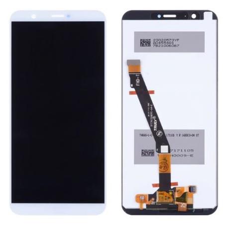 Huawei P Smart 7S FIG-LX1 ORB-LX3 OBR-LX1 - Biela dotyková vrstva + LCD displej