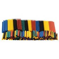 Heat shrink sleeve set 328 pcs