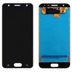 Samsung Galaxy J3 2017 J330F - Černý LCD displej + dotyková vrstva, dotykové sklo, dotyková deska + flex