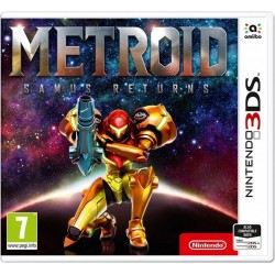 Metroid - Samus Returns - Nintendo 3DS - boxed version
