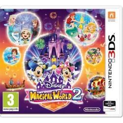 Disney Magical World 2 - Nintendo 3DS - boxed version