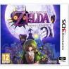 The Legend of Zelda - Majoras Mask - Nintendo 3DS - boxed version