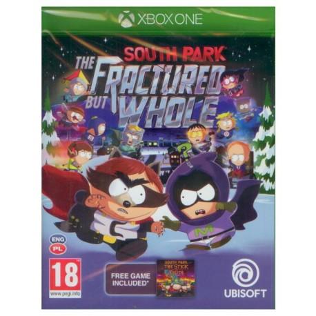 South Park - The Fractured But Whole - XBox One - krabicová verzia