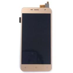 Prestigio Muze B3 PSP3512DUO / B7 PSP7511DUO - Zlatý LCD displej + dotyková vrstva, dotykové sklo, dotyková deska