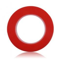 Oboustranná lepicí páska, šířka: 3mm, délka: 25m