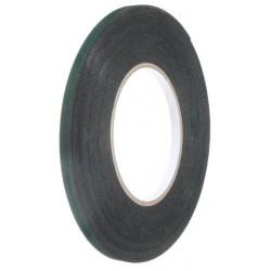 Obojstranná lepiaca penová páska, šírka: 2mm, dĺžka: 10m