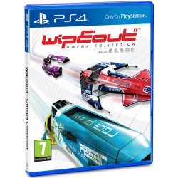 Wipeout - Omega Collection - PS4 - boxed version