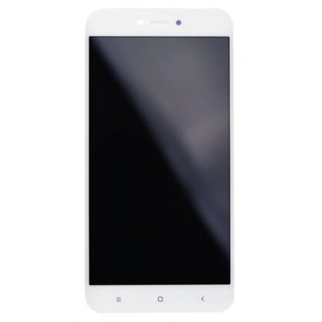 Xiao Redmi Note 5A - Biely LCD displej + dotyková vrstva, dotykové sklo, dotyková doska