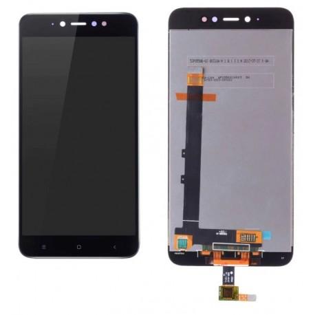 Xiao Redmi Note 5A Prime - Čierny LCD displej + dotyková vrstva, dotykové sklo, dotyková doska