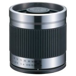 Kenko MILTOL Mirror Lens 400mm F8 - titanium - objektiv