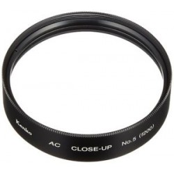Kenko AC Close-Up NO.5 58 mm - Conversion Lens + 5 Diopters