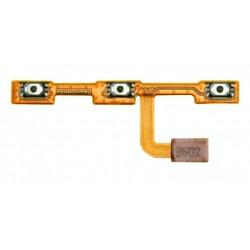 Huawei P9 Lite - zapínací tlačítko ON/OFF a ovládání hlasitosti