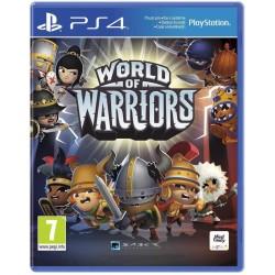 World of Warriors - PS4 - krabicová verze