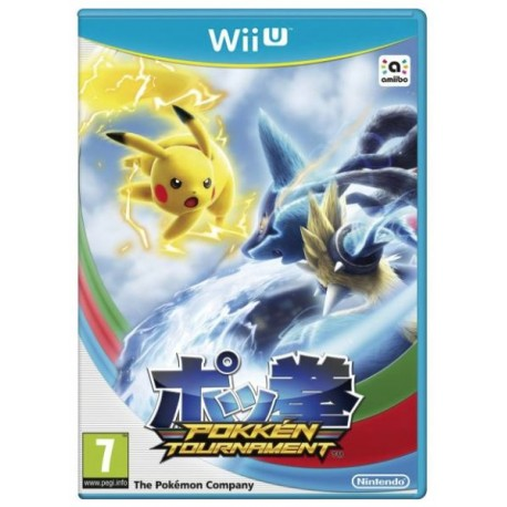 Pokkén Tournament - Nintendo WiiU - krabicová verzia