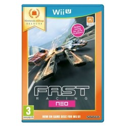 Fast Racing Neo - Nintendo WiiU - boxed version