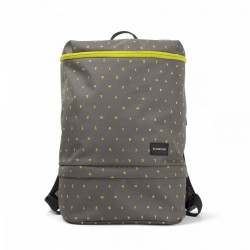 Crumpler Beehive - BEHBP-017 - gray-yellow backpack