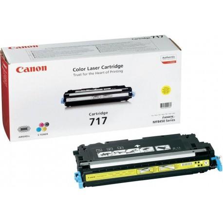 Canon CRG-717Y - originálny toner