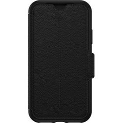 Apple iPhone X - OtterBox Strada Series - Black Case