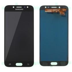 Samsung Galaxy J7 2017 J730F - Black LCD + touch screen, touch glass, touchpad + flex