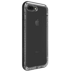 Apple iPhone 7 Plus / 8 Plus - LifeProof NEXT - odolné púzdro - priehľadné, čierne