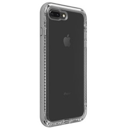 Apple iPhone 7 Plus / 8 Plus - LifeProof Nëxt - Durable Case - Transparent, Gray