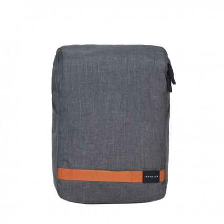 "Crumpler Shuttle Delight Cube Backpack 15 ""- SDCBP15-001 - gray backpack"