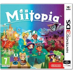 Miitopia - Nintendo 3DS - krabicová verzia