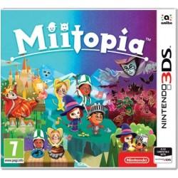 Miitopia - Nintendo 3DS - wersja pudełkowa