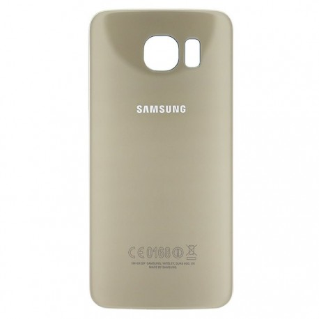 Samsung Galaxy S7 G930 - battery back cover - gold