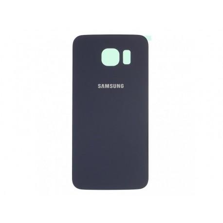 The rear battery cover Samsung Galaxy S6 G920, G920F - dark blue