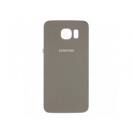 Zadný kryt batérie Samsung Galaxy S6 G920, G920F - zlatá