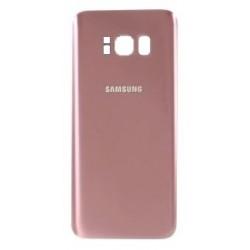 Samsung Galaxy S8 G950 - tylna pokrywa baterii - różowa